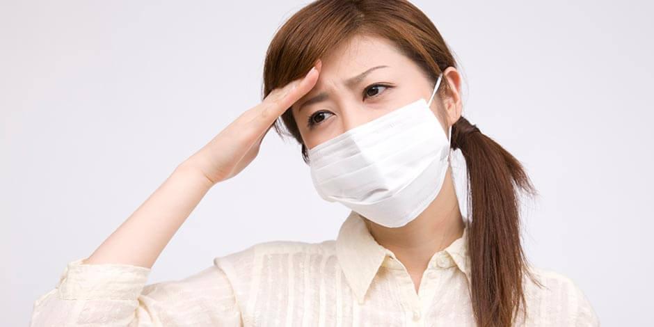 風邪・気管支炎